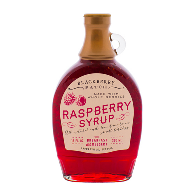 Raspberry Classic Syrup