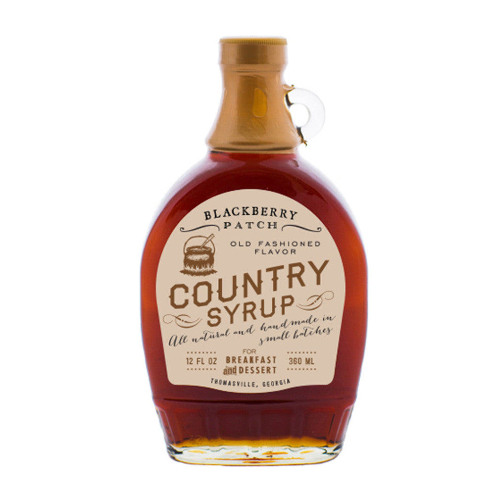 Classic Country Syrup - Blackberry Patch Fruit Syrups, Preserves and ...