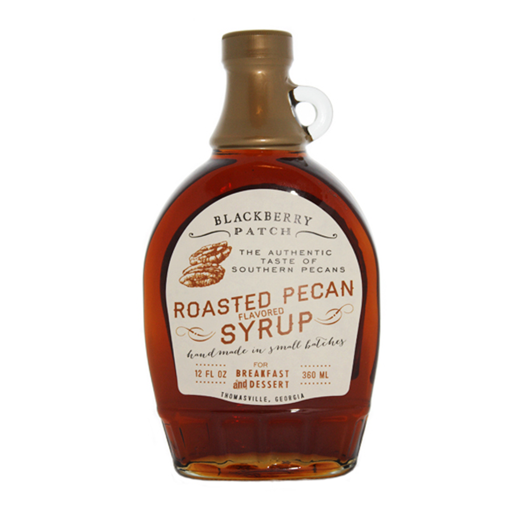 Roasted Pecan Classic Syrup