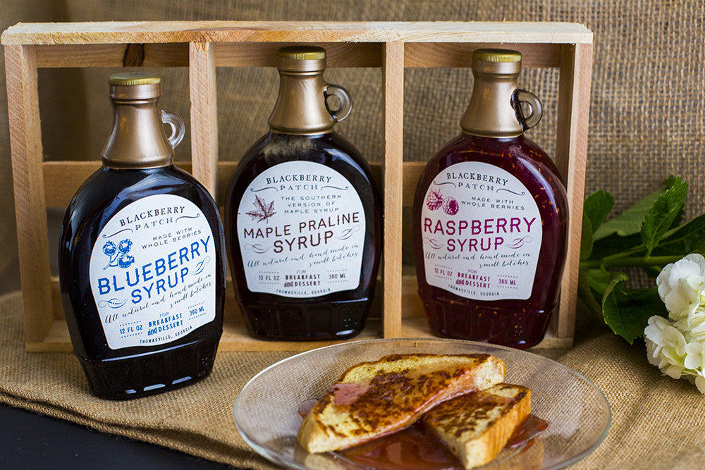 Classic Syrup Gift Crate