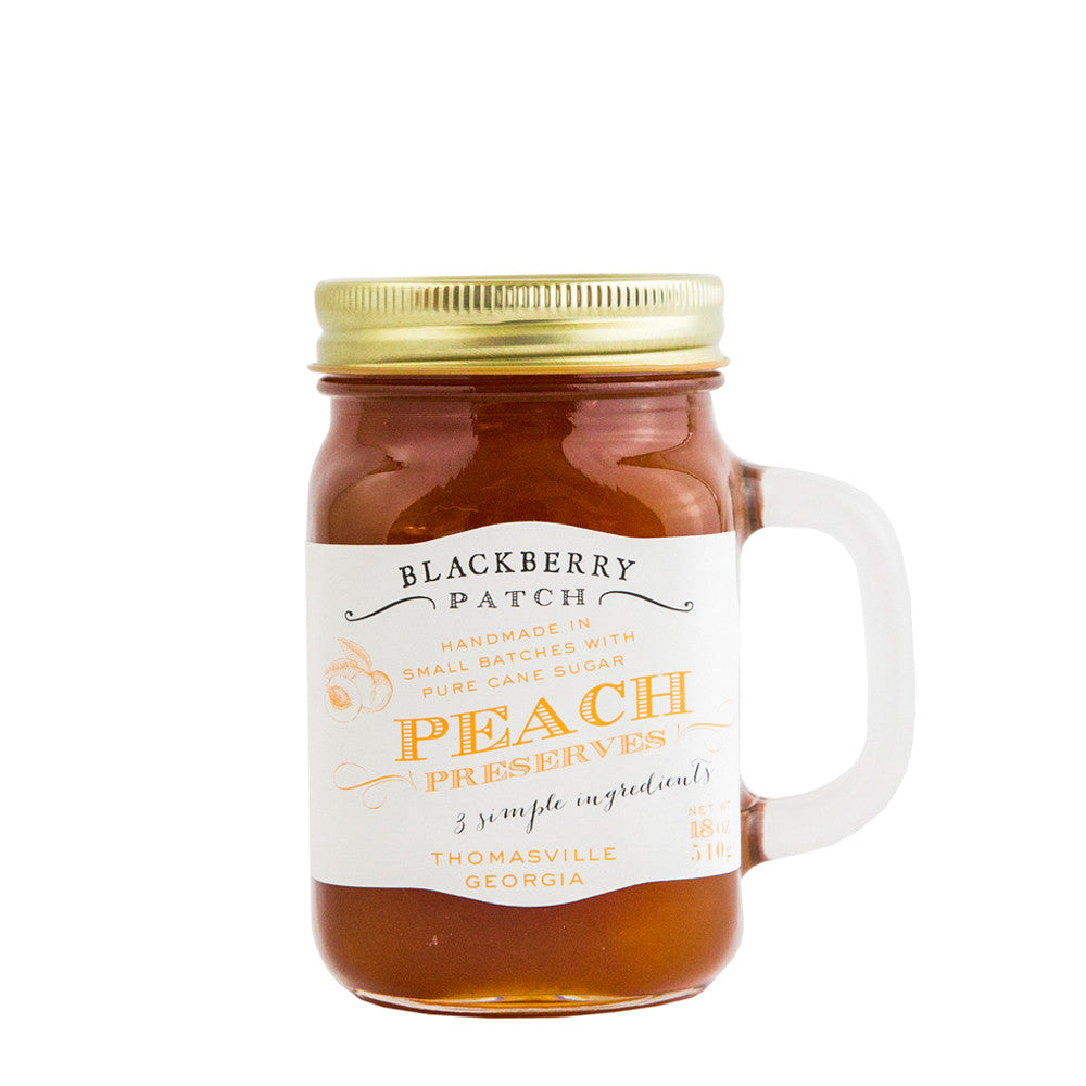 Handled Mug Peach Preserves