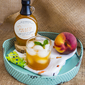 Recipe Photo of Peach Iced Tea