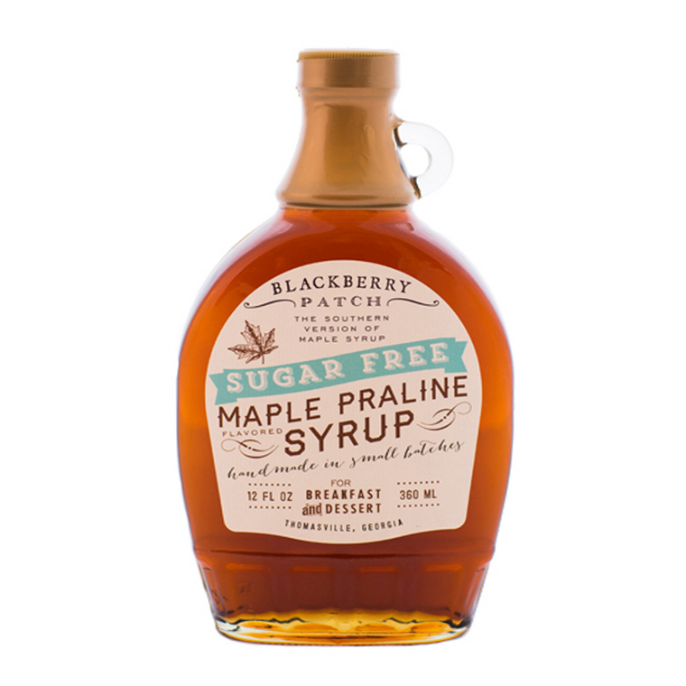 Sugar Free Maple Praline Flavored Syrup