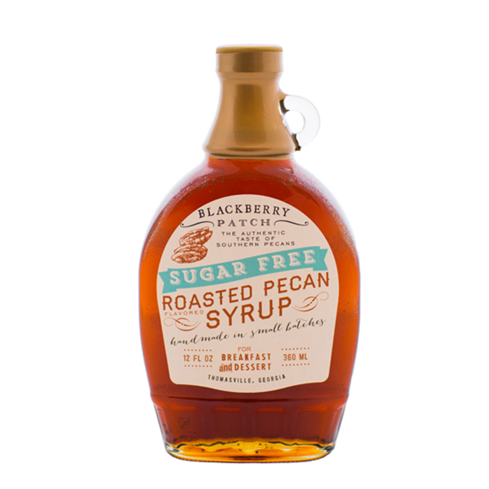 Sugar Free Roasted Pecan Syrup