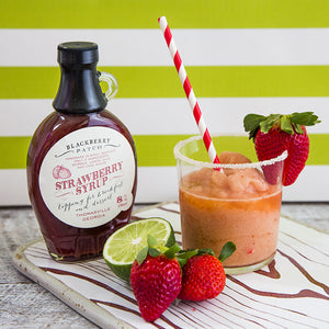 Strawberry Premium Syrup