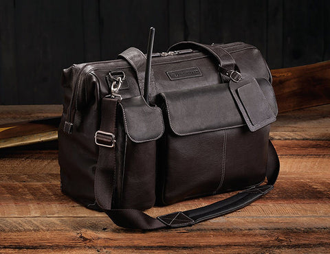 The Gann - Pilot Bag