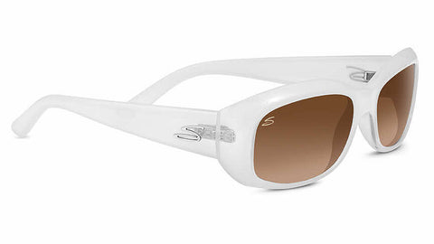 Serengeti Bianca 8426 - Shiny Cloud Non Polarized Drivers Gradient, Photochromic Lenses