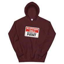 SLAPS ONLY BEYOND THIS POINT HOODIE (ALL COLORS)
