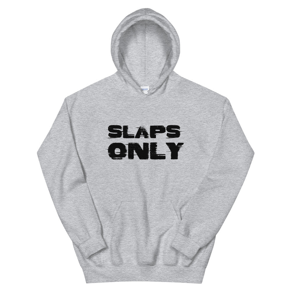 SLAPS ONLY HOODIE (LIGHT COLORS)