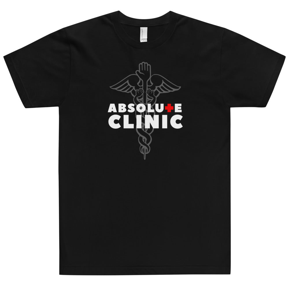 SLAPS CLINIC TEE (DARK COLORS)