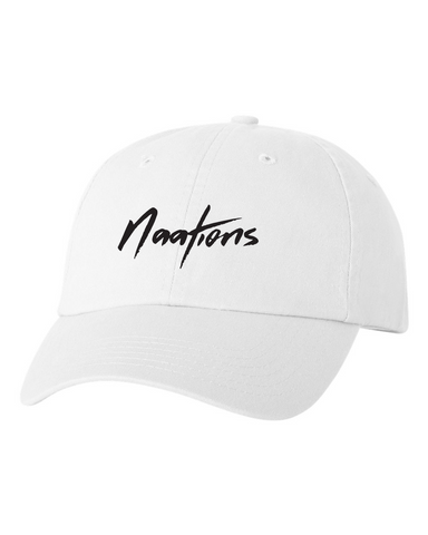 White Naations Hat