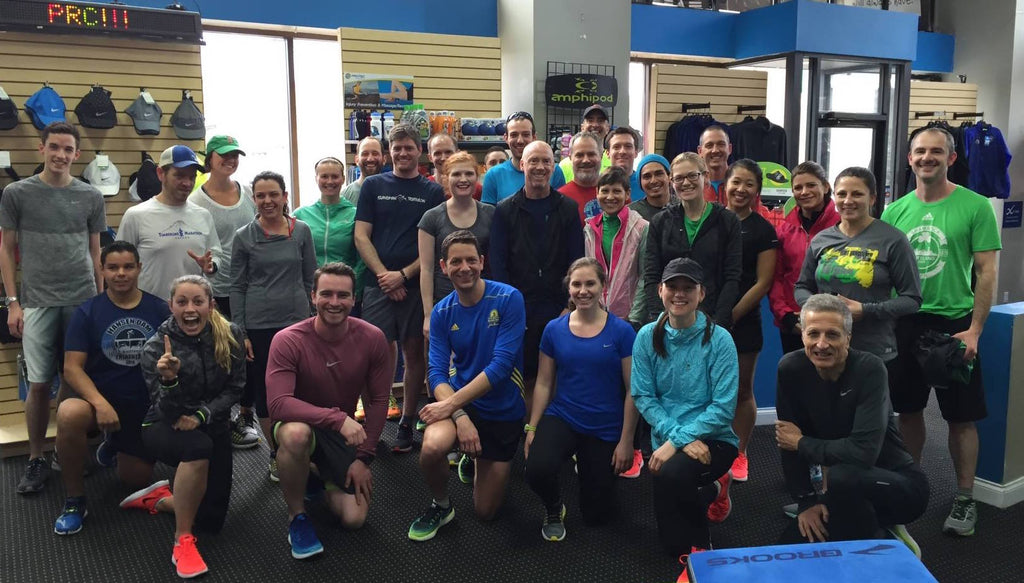 Weekly Group Runs in Portland and