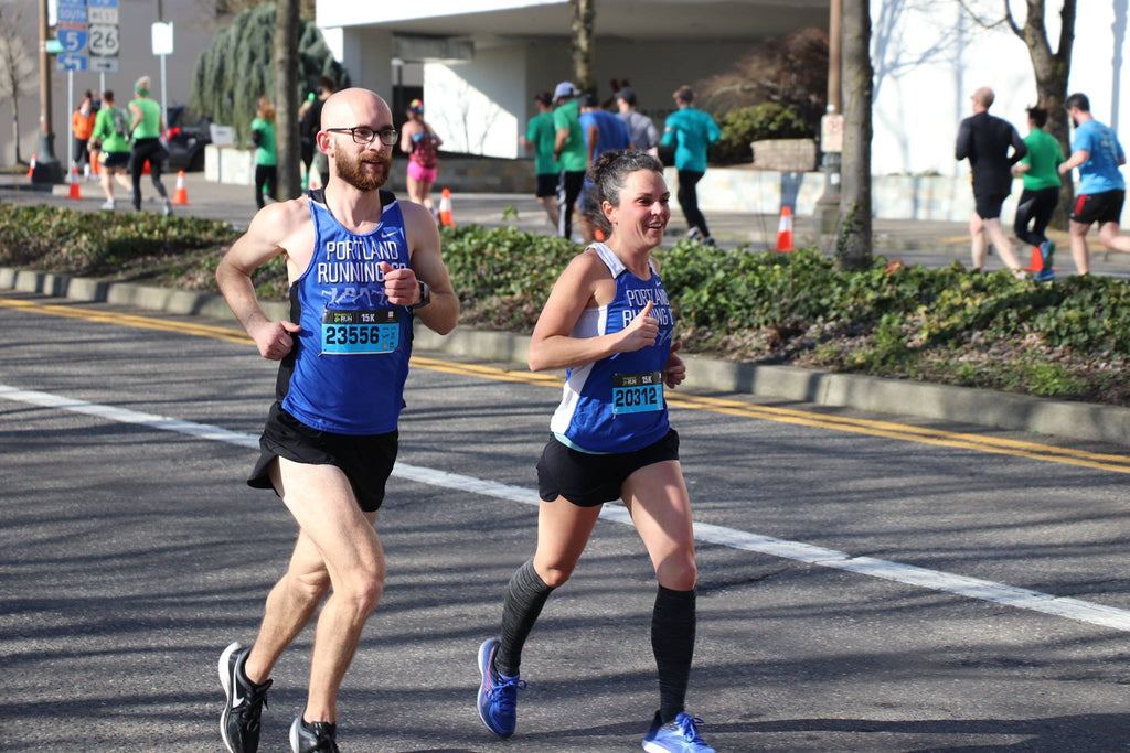 Shamrock Run Grand Prix Results Portland Running Company 2019