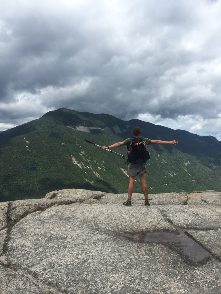 Gleb White Mountains Appalachian Trail