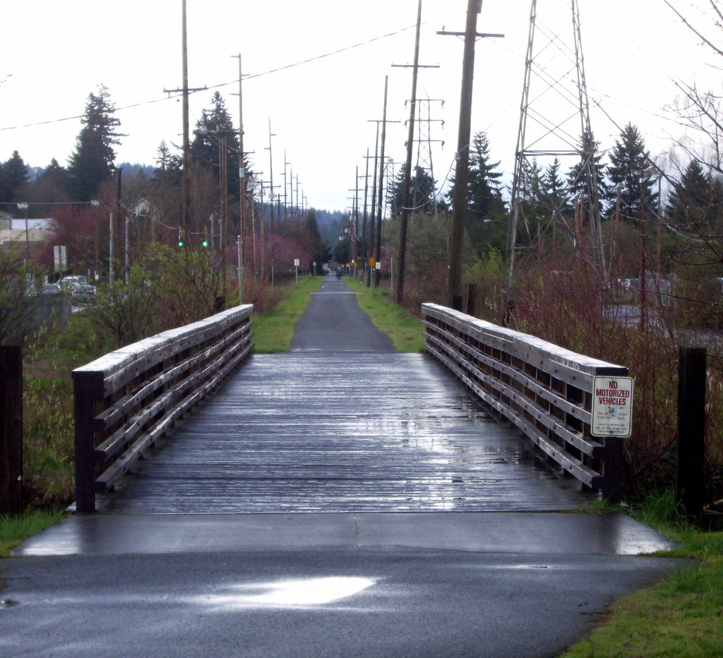 Springwater Corridor near Johnson Creek Blvd