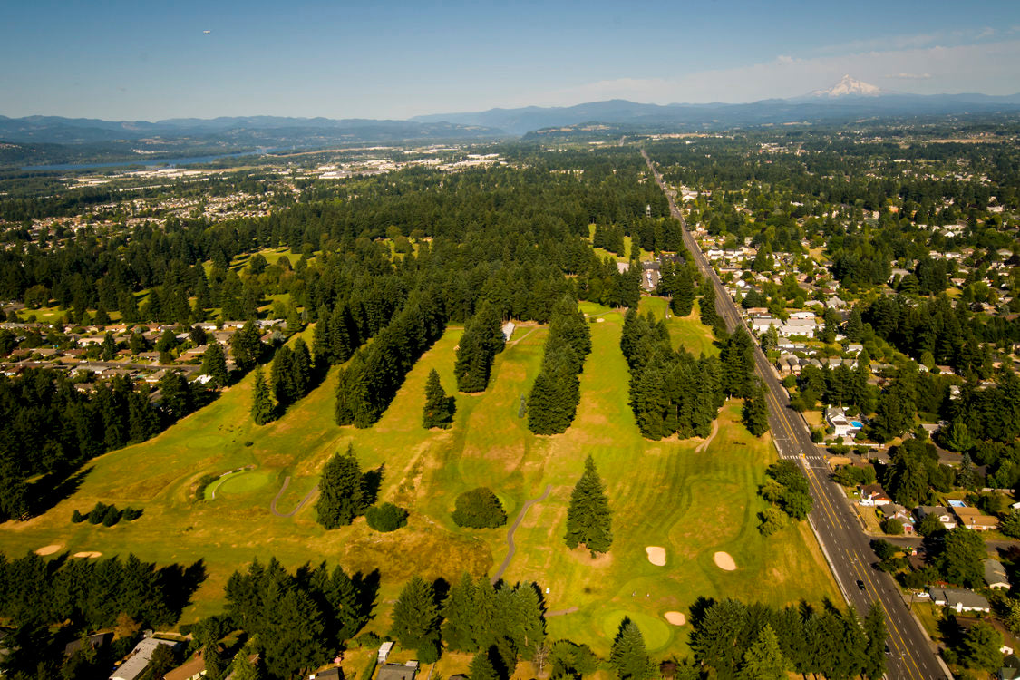 Glendoveer Golf Course Portland Oregon