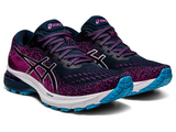 ASICS Women's GT-2000 v9 Knit Stability Road Running Shoe
