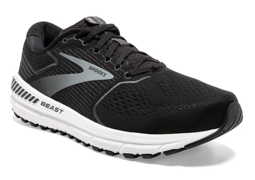 Brooks Beast 20 Extra Wide Motion Control Road Running Shoe