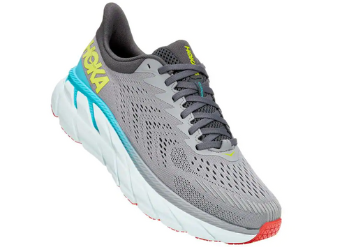 Hoka One One Men's Clifton 7 Neutral Road Running Shoe
