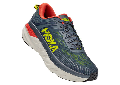 Hoka One One Men's Bondi 7 Wide Neutral Road Running SHoe
