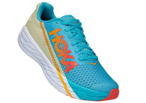 HOKA ONE ONE Rocket X Unisex Road Racing Running Shoe