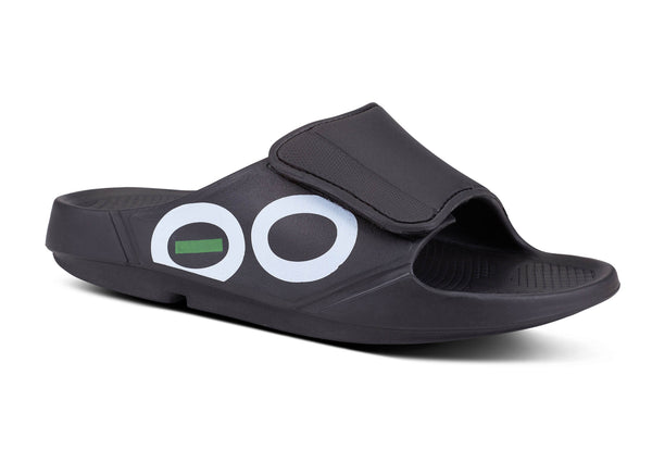 Oofos Ooahh Sport Flex Slide Recovery Sandal