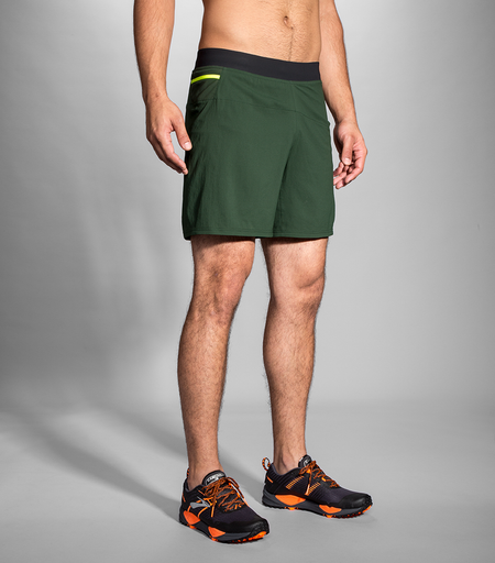 "Brooks Men's Nightlife 5"" Short"