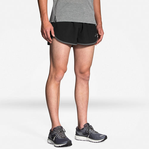 "Brooks Men's Hightail 3"" Split Running Short"
