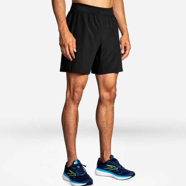 "Brooks Men's Sherpa 7"" Lined Running Short"