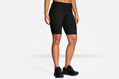 "Brooks Greenlight 9"" women's short tight"