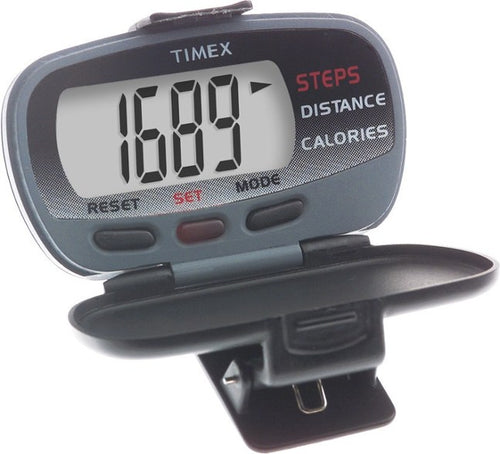 Timex Basic walking pedometer