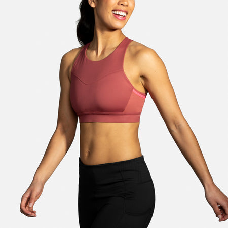 Brooks Dare Crossback Run Bra