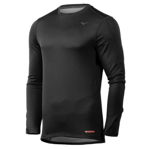 Mizuno Men's Breath Thermo Long Sleeve Running Top