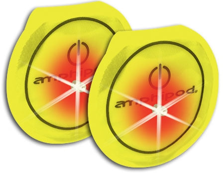 Amphipod Flash Dot LED™ 2-Pack Wearable Reflectors