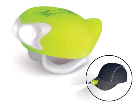 Amphipod Swift Clip Cap Light