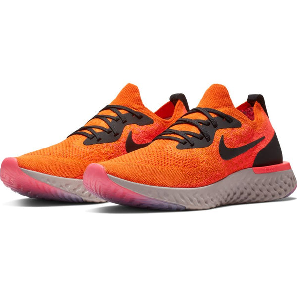 Nike Men's Epic React Flyknit Neutral Road Running Shoe