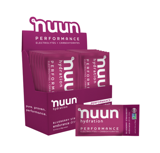 Nuun Performance Mix Single