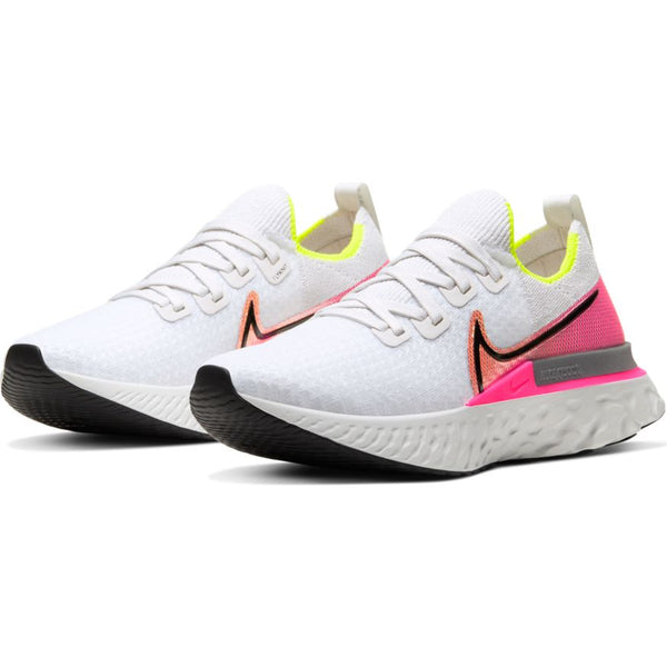 Nike Women's React Infinity Run Flyknit Neutral Running Shoe