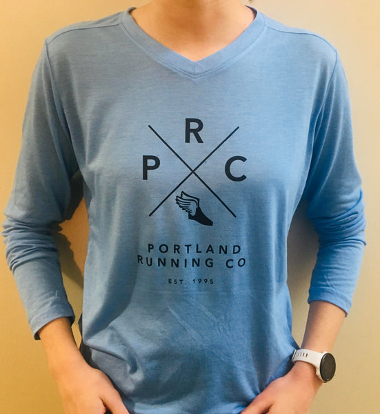 PRC Women's Cross Logo Long Sleeve