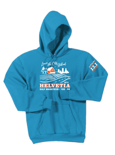 Helvetia 2019 Finisher Shirt Men's Long Sleeve