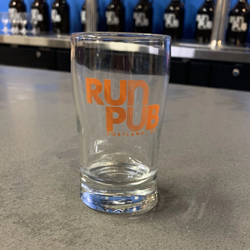 PRC Run Pub Tasting Glass Beer Glass 5.5 oz.