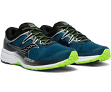 Saucony Men's Omni ISO 2 Wide stability running shoes
