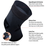OS1st KS7 Knee Sleeve - Black