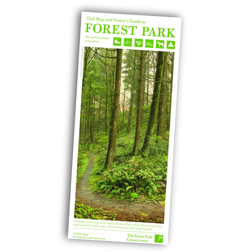 Forest Park Full-Size Map