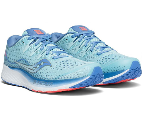 Saucony Women's Ride ISO 2 Wide running shoes
