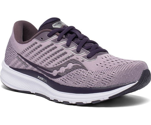 Saucony Women's Ride 13 Wide neutral road running shoe