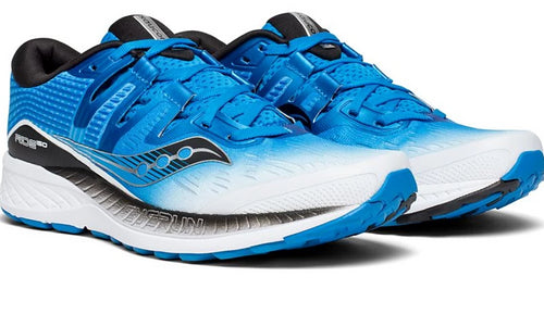 Saucony men's Ride ISO neutral road running shoe