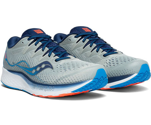 Saucony Men's Ride ISO 2 Wide running shoe