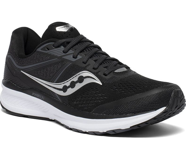 Saucony Men's Omni 19 Wide Stability Road Running Shoe