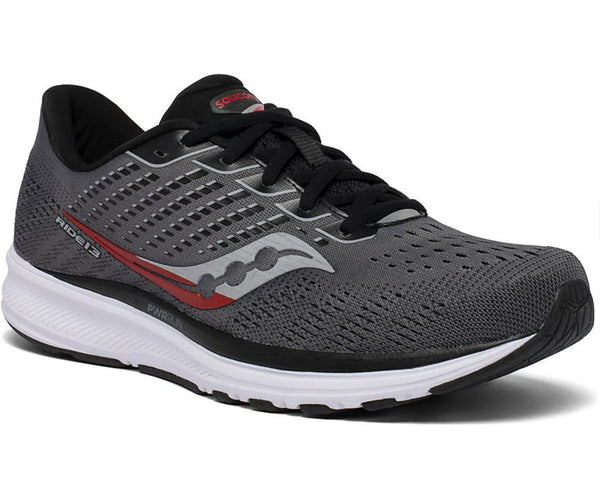 Saucony Men's Ride 13 Wide Neutral Road Running Shoe